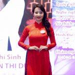 Xuất hiện nữ doanh nhân trẻ tuổi, xinh đẹp, tài giỏi ở cuộc thi Hoa Hậu Doanh Nhân Việt Nam Toàn Cầu 2020.