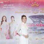 Đặng Thị Kiều Anh – Thí sinh nổi bật bước tiếp tại Hoa hậu Doanh nhân Việt Nam Toàn cầu 2020