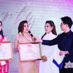 Người đẹp truyền thông Nguyễn Thị Hoa gây chú ý khi tham dự sự kiện Thanks Party Hoa hậu Doanh nhân Việt nam Toàn cầu 2020