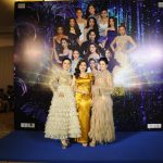 """""""Người đẹp truyền thông"""" Nguyễn Thị Hoa xuất hiện lộng lẫy tại show thời trang Queen & Princess của nhà thiết kế Lý Quý Khánh"""