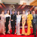 Dương Thị Yến Trinh – tham dự Họp báo Nữ hoàng Doanh nhân Đất Việt 2021 với đầm dạ hội xẻ ngực sâu đầy gợi cảm